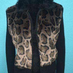 Sweater leopard print Size L